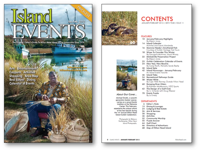 Island events   cover contents